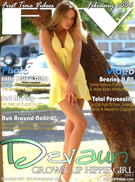 Devaun - `Grown Up Hippie Girl II` - for FTVGIRLS