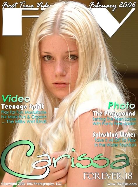 Carissa - `Forever 18` - for FTVGIRLS