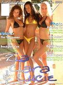 Zia, Clara & Lucie