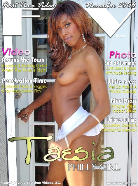 Taesia in Philly Girl gallery from FTVGIRLS