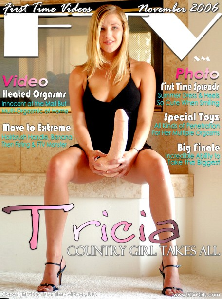 Tricia - `Country Girl Takes All` - for FTVGIRLS