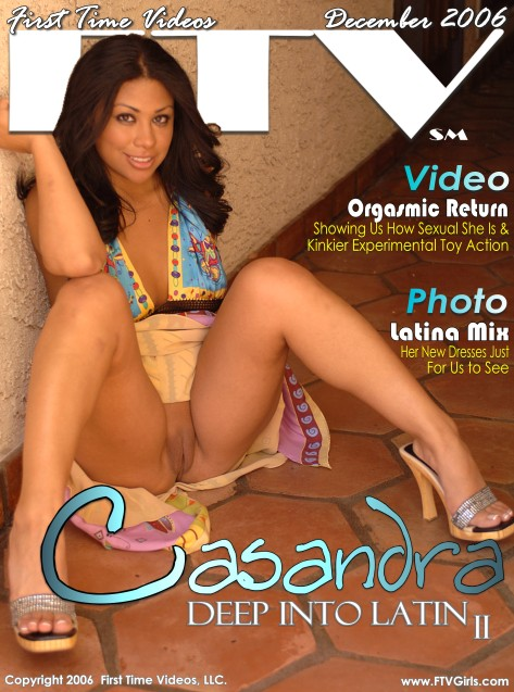 Casandra - `Deep Into Latin II` - for FTVGIRLS