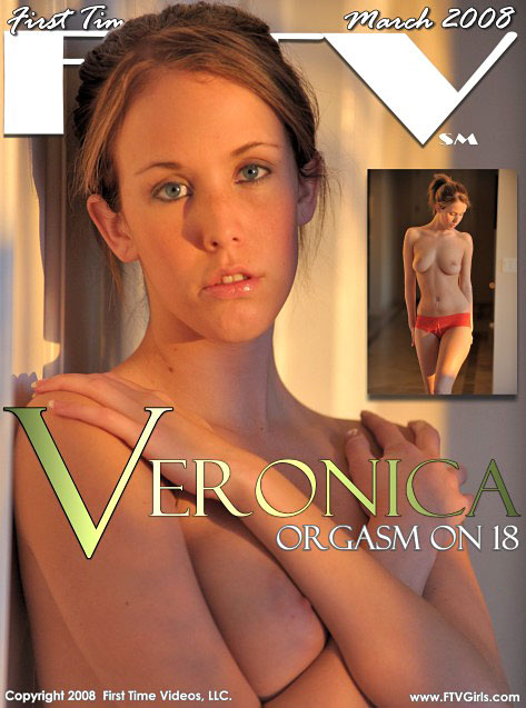 Veronica - `Orgasm On 18` - for FTVGIRLS