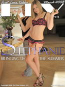 Stephanie in Bring Us The Summer gallery from FTVGIRLS