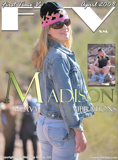 Madison - `Heavy Vibrations` - for FTVGIRLS
