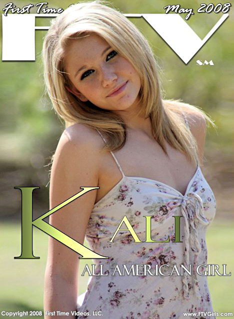 Kali - `All American Girl` - for FTVGIRLS