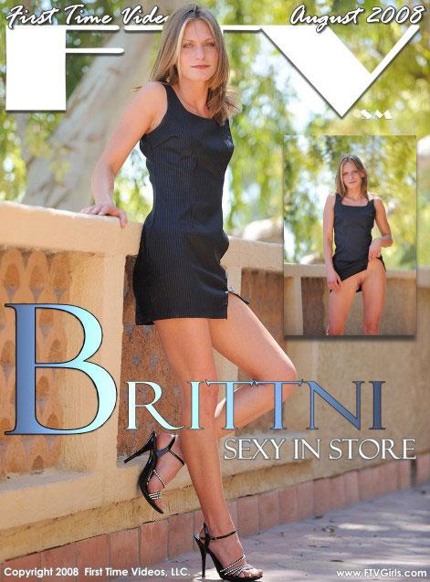 Brittni in Sexy in Store gallery from FTVGIRLS