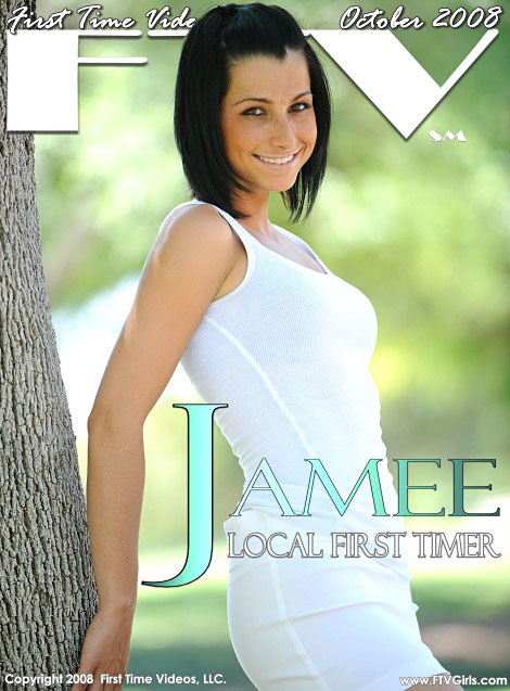 Jamee in Local First Timer gallery from FTVGIRLS