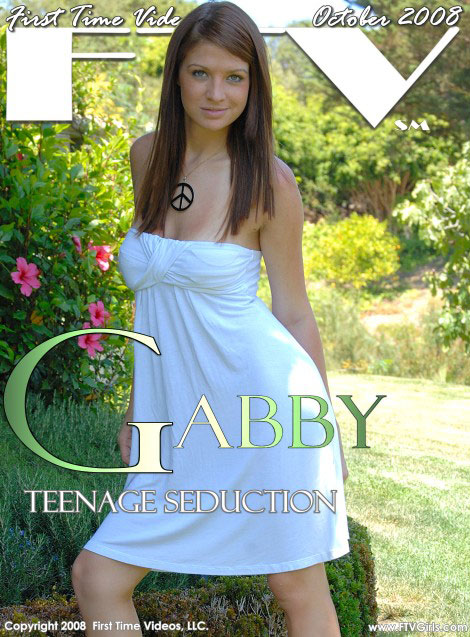 Gabby - `Teenage Seduction` - for FTVGIRLS