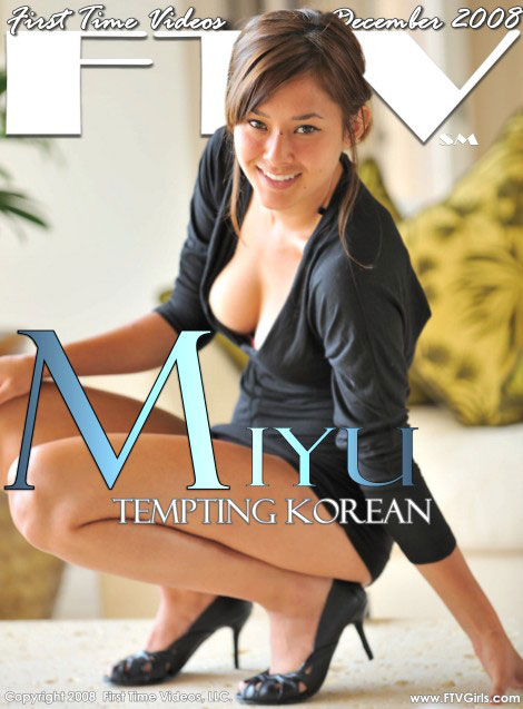 Miyu - `Tempting Korean` - for FTVGIRLS