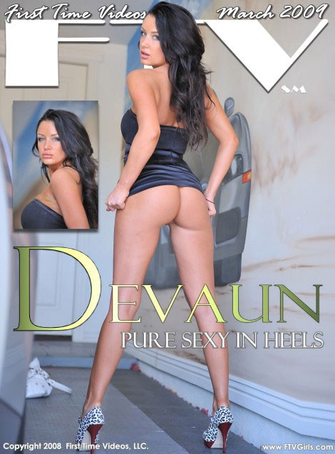 Devaun - `Pure Sexy in Heels` - for FTVGIRLS