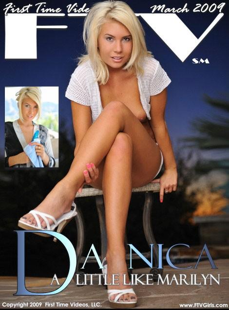 Danica - `A Little Like Marilyn` - for FTVGIRLS