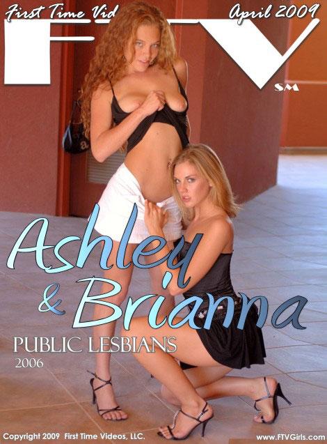 Ashley & Brianna - `Public Lesbians` - for FTVGIRLS