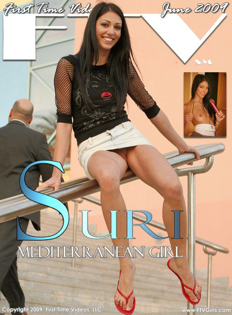Suri - `Mediterranean Girl` - for FTVGIRLS