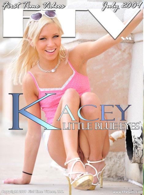 Kacey - `Little Blue Eyes` - for FTVGIRLS