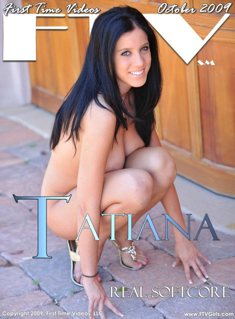 Tatiana - `Real Softcore` - for FTVGIRLS