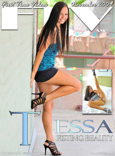 Tessa - `Fisting Beauty` - for FTVGIRLS