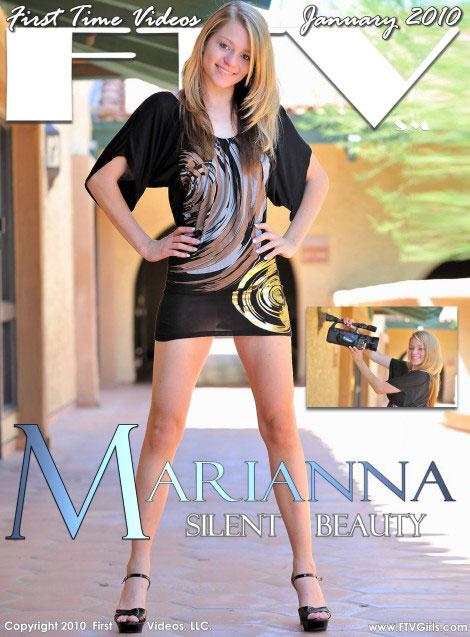 Marianna - `Silent Beauty` - for FTVGIRLS