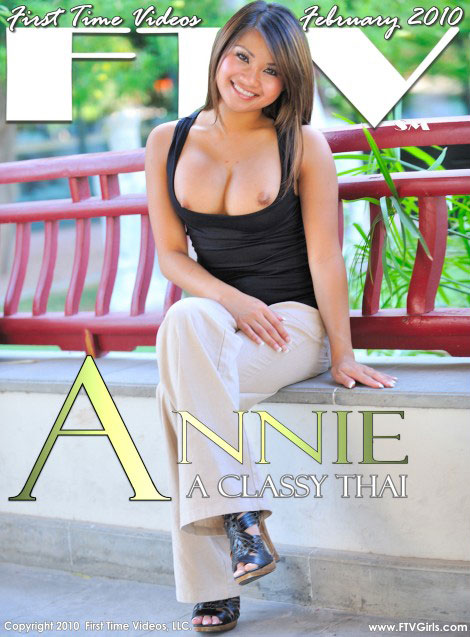 Annie - `A Classy Thai` - for FTVGIRLS