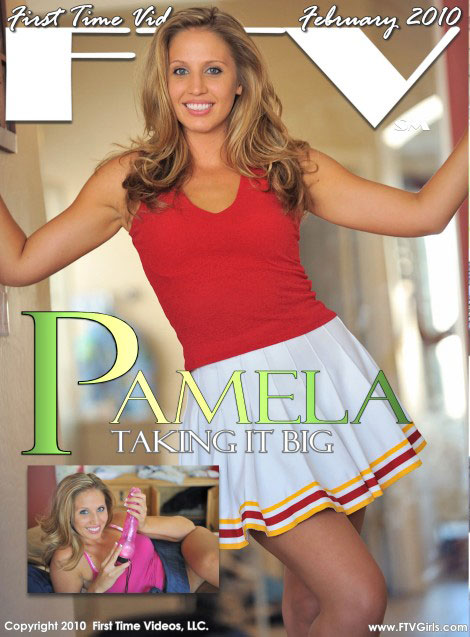 Pamela - `Taking it Big` - for FTVGIRLS