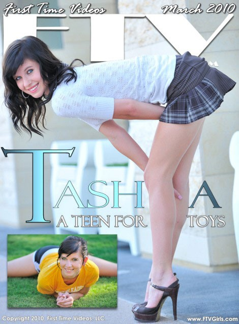 Tasha - `A Teen for Toys` - for FTVGIRLS