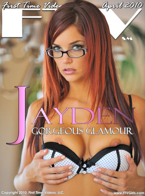 Jayden - `Gorgeous Glamour` - for FTVGIRLS