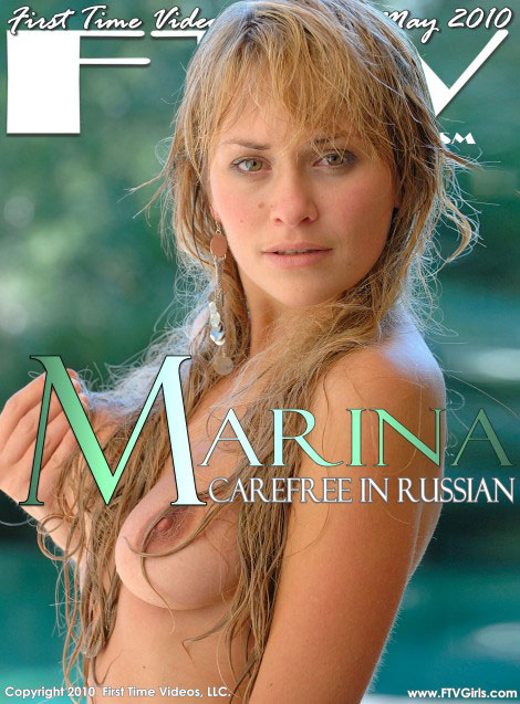 Marina - `Carefree in Russian` - for FTVGIRLS