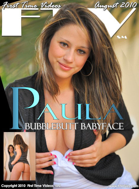Paula - `Bubblebutt Babyface` - for FTVGIRLS