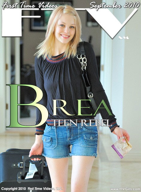 Brea - `Teen Rebel` - for FTVGIRLS