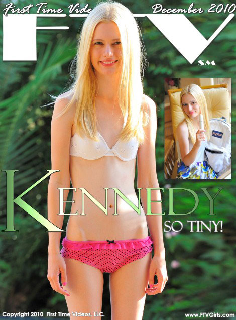 Kennedy - `So Tiny!` - for FTVGIRLS