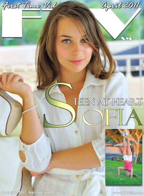 Sofia - `Teen at Heart` - for FTVGIRLS