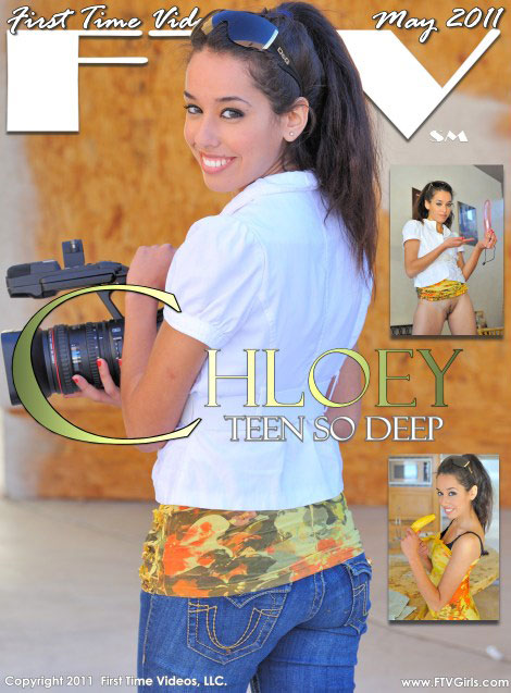 Chloey - `Teen So Deep` - for FTVGIRLS