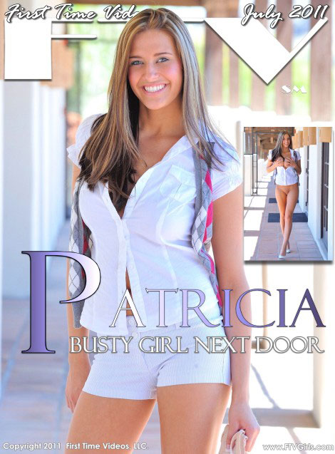 Patricia - `Busty Girl Next Door` - for FTVGIRLS