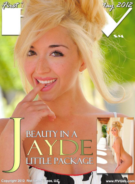 Jayde - `Beauty in a Little Package` - for FTVGIRLS