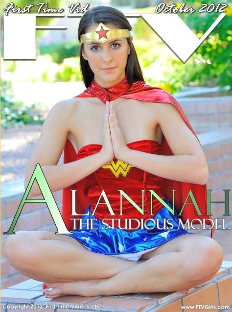 Alannah - `Halloween Bonus` - for FTVGIRLS