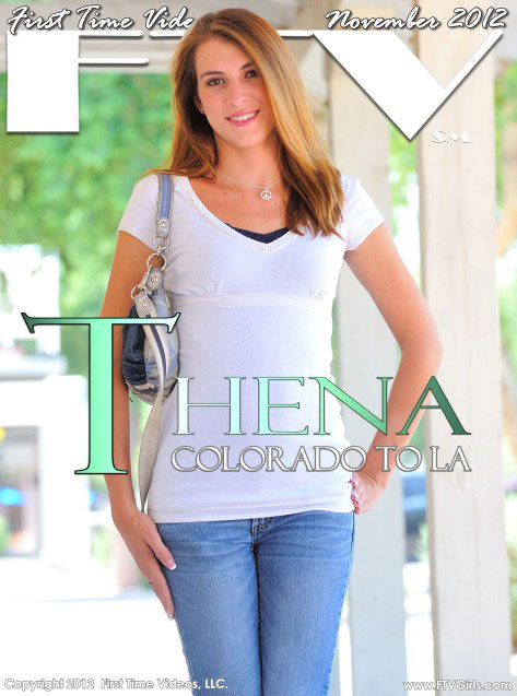 Thena - `Colorado to LA` - for FTVGIRLS