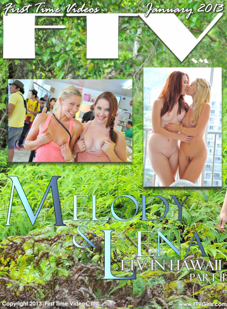 Melody & Lena - `In Hawaii Part II` - for FTVGIRLS