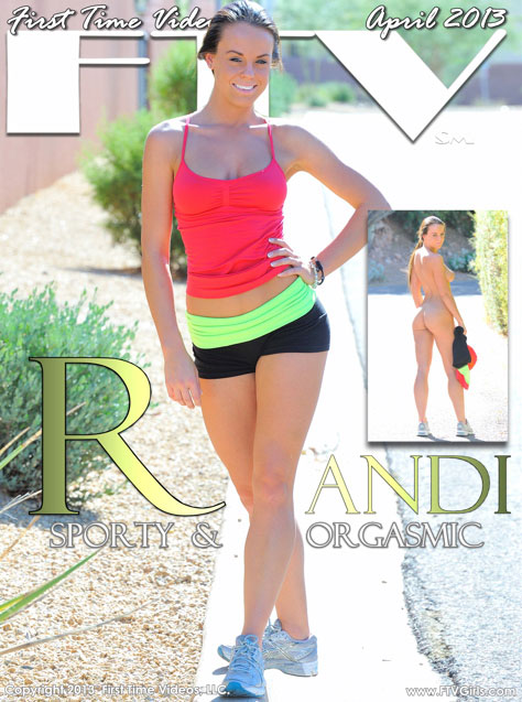 Randi - `SPORTY & ORGASMIC` - for FTVGIRLS