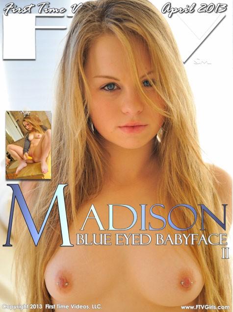 Madison - `Blue Eyed BabyFace II` - for FTVGIRLS