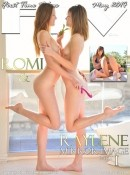 Romi & Raylene - MIRROR IMAGE PART I