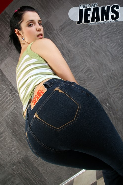Gina Shannon - for FUCKMYJEANS