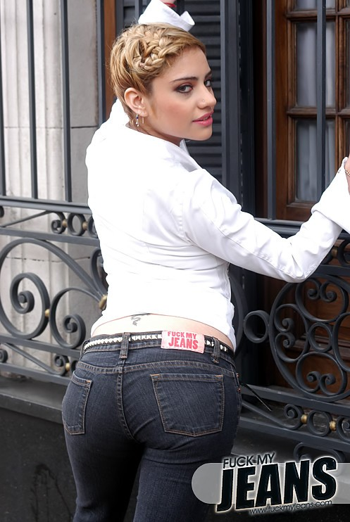 Luciana Heger - for FUCKMYJEANS