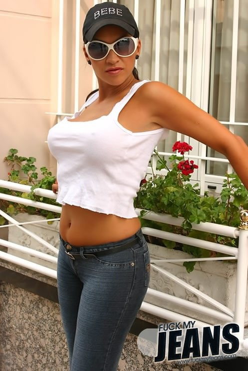 Maria Sol - for FUCKMYJEANS