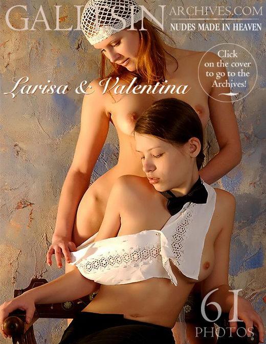 Larisa & Valentina - `Larisa & Valentina` - by Galitsin for GALITSIN-ARCHIVES
