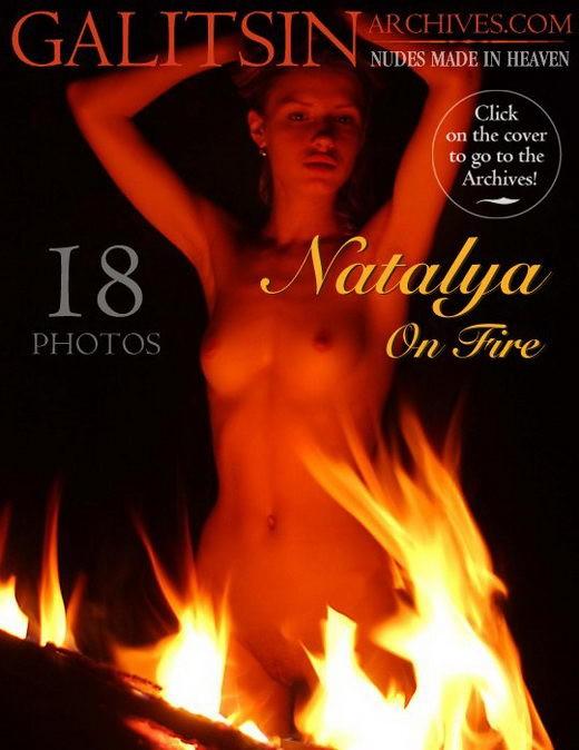 Natalya - `Natalya on Fire` - by Galitsin for GALITSIN-ARCHIVES