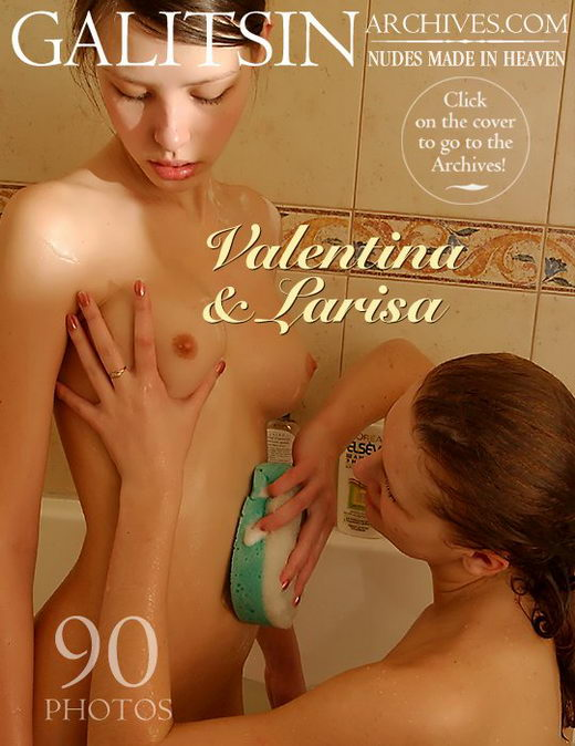Valentina & Larisa - `Valentina & Larisa` - by Galitsin for GALITSIN-ARCHIVES