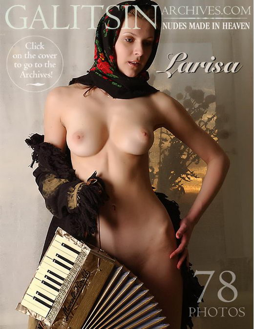 Larisa - `Larisa` - by Galitsin for GALITSIN-ARCHIVES
