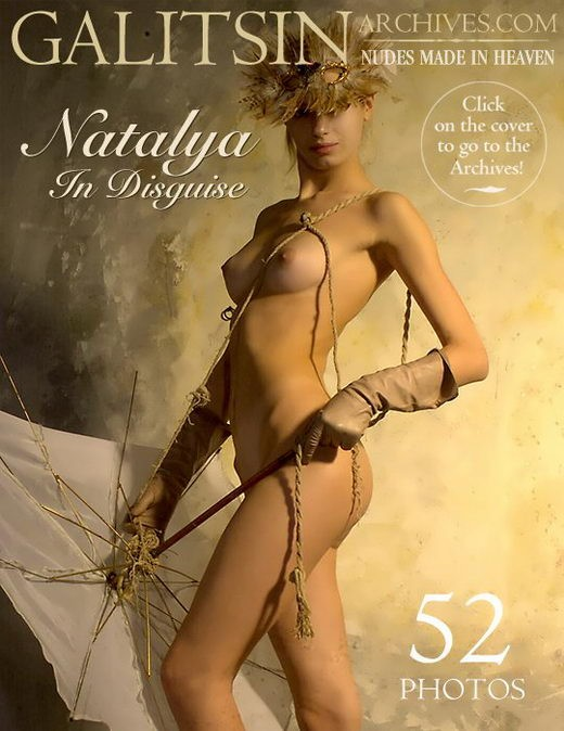Natalya - `Natalya in Disguise` - by Galitsin for GALITSIN-ARCHIVES