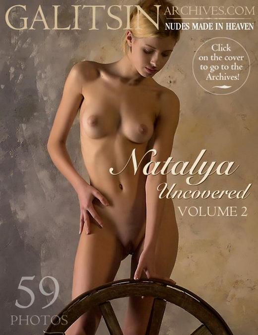 Natalya - `Natalya Uncovered Vol II` - by Galitsin for GALITSIN-ARCHIVES