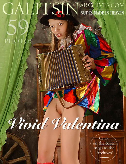 Vivid Valentina gallery from GALITSIN-ARCHIVES by Galitsin
